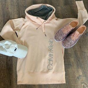Calvin Klein tunic pullover